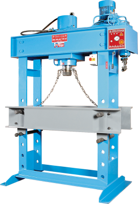 Werkplaatspers HD160-1550