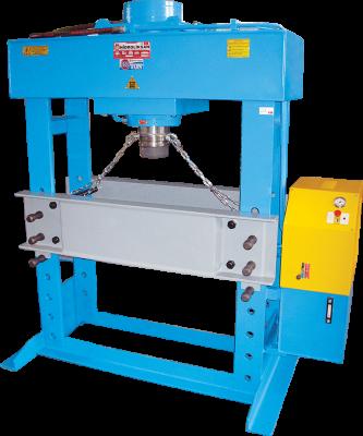 Werkplaatspers HD250-1400