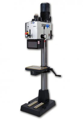Serrmac tapmachines serie MDR16