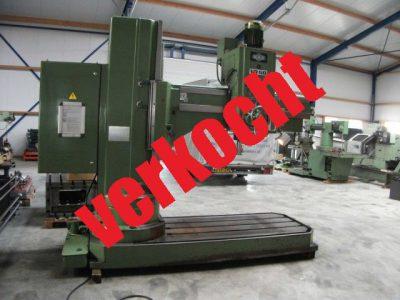 Radiaalboormachine Mas VO50